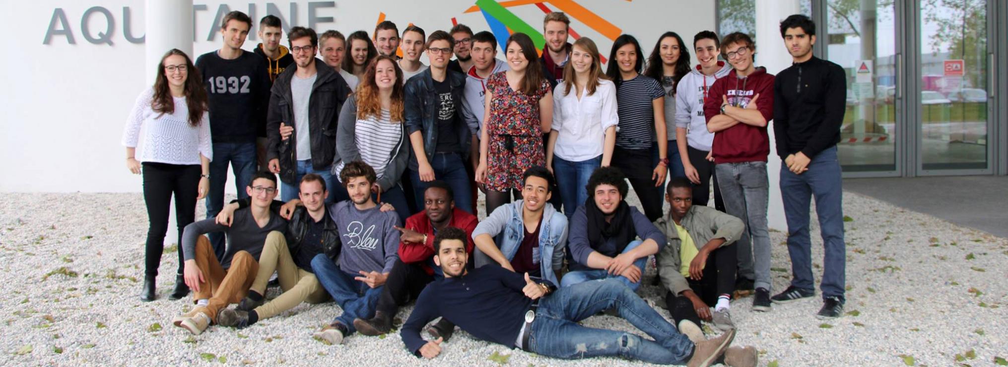 ENSEIRB-MATMECA's Students Bureau